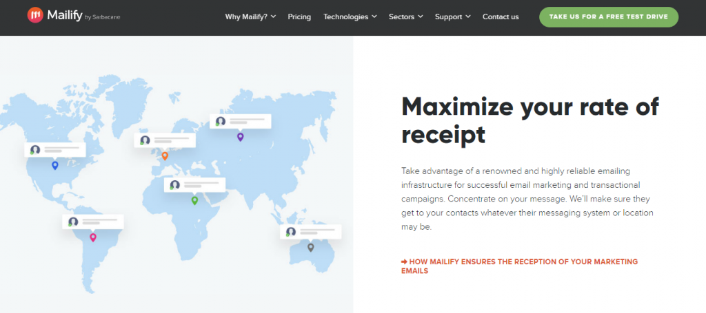 mailify features