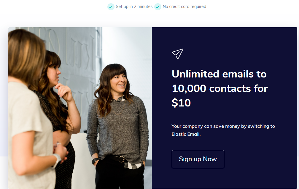 Elastic Email Review - Alternatives, Features, Pros & Cons Discussed 5