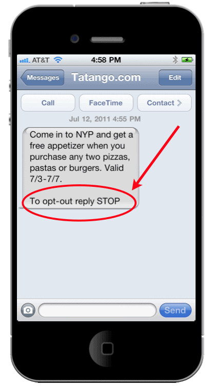 How to use SMS and Text Message Marketing to Increase Your Sales? - Steps Explained! 15