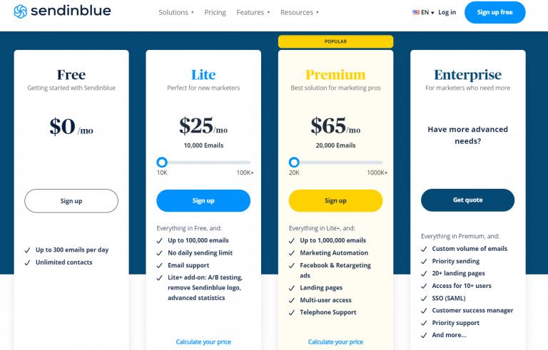 sendinblue-pricing-new